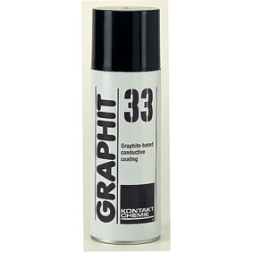 Kontakt Chemie Graphit 33 Spray