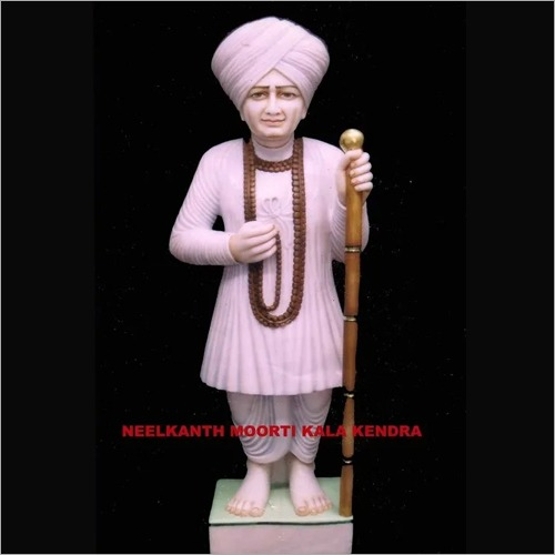 marble jalarm baba statue