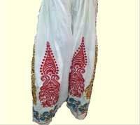 Embroidered patiala salwar