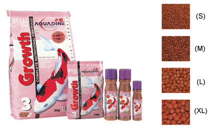 Kw Aquadine Growth 100gm, 260gm,1 Kg