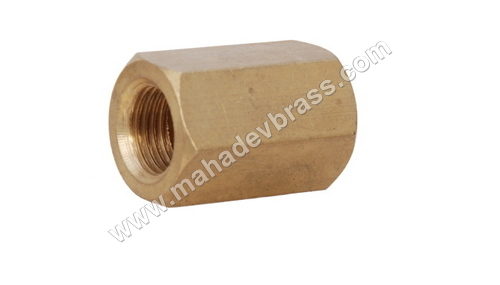 Brass Hex Socket