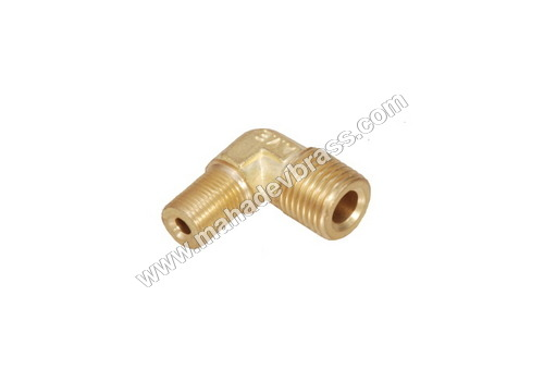 Brass Reducer Male Elbow