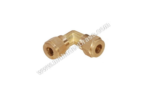 Brass Assembly Elbow