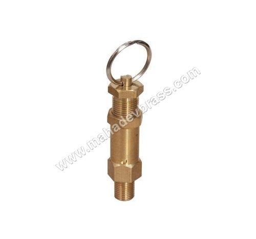 Brass Safety Valve