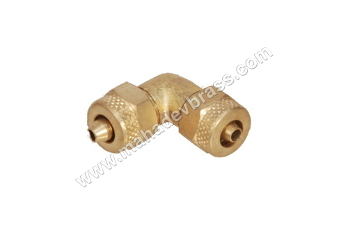 Brass Equal Pu Elbow