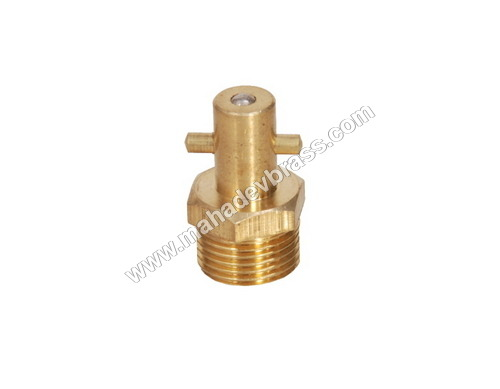 Brass Pin Type Grease Nipple