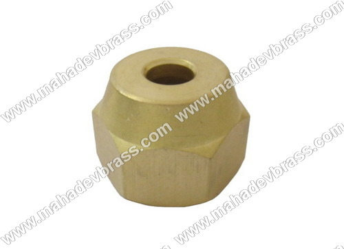 Brass Reducing Flare Nut