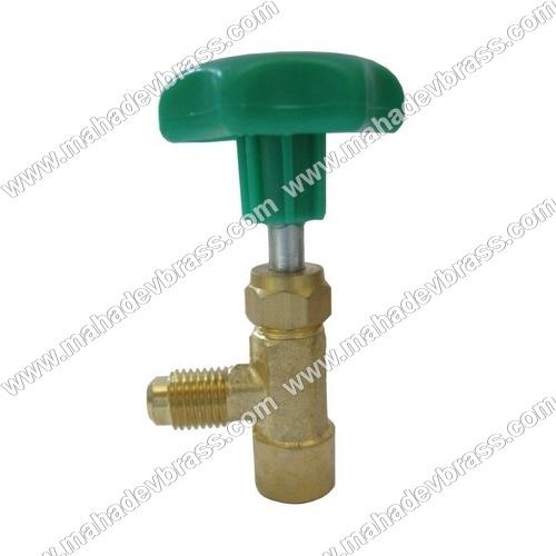 Carbon Dioxide Brass Valve