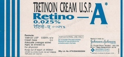 Retino- A 0.0025%