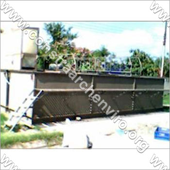 Activated Sludge Process Plant