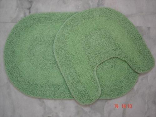 Tufted Bath Mats