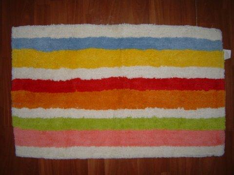 Stripe Bath Mats