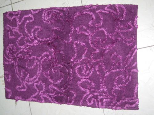 Purple Bath Mats