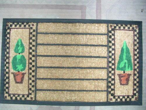 Printed Coir Door Mats
