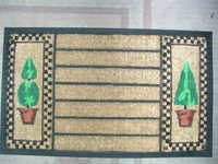 Printed Coir Door Mats