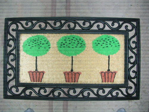 Outdoor Coir Doormats