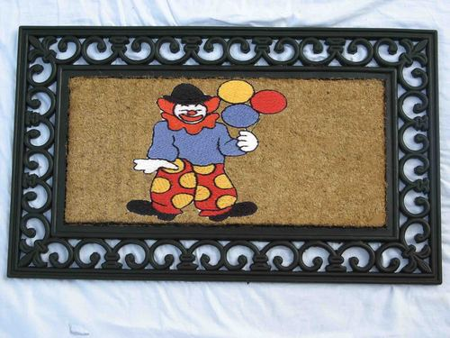 Cartoon Door Mat