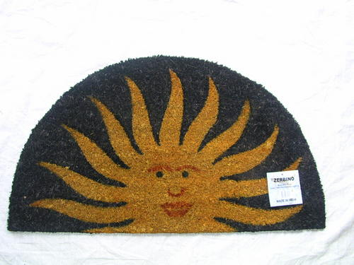 Rubber Tufted Coir Doormats