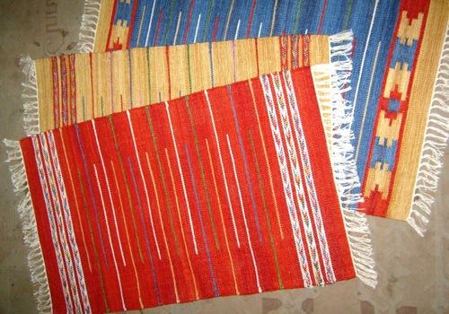 Cotton Kilim Rug