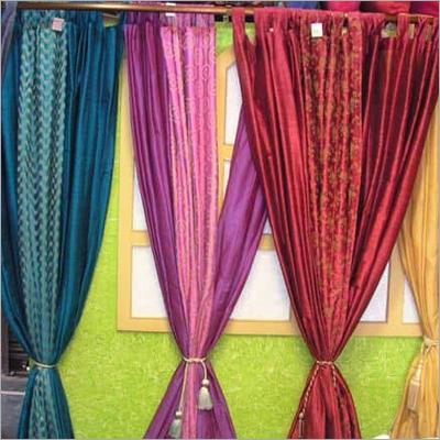 Chenille Curtain