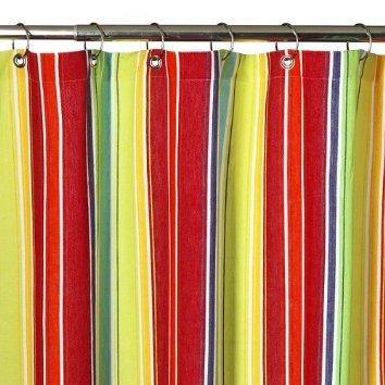 Striped Curtain