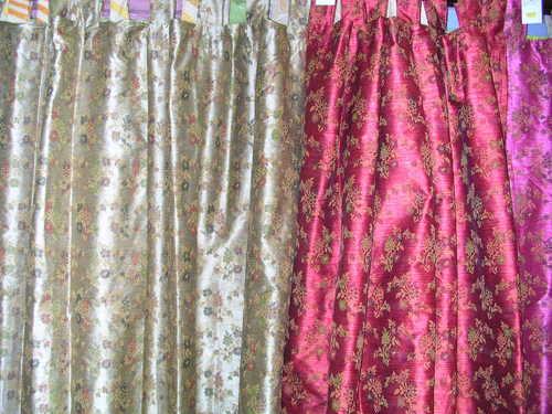 Chiffon Curtain