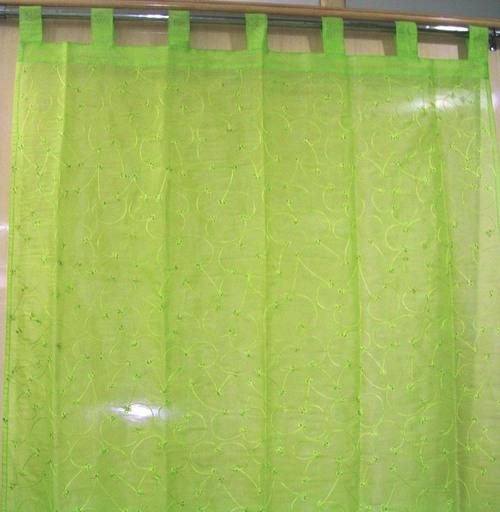 Crepe Curtain
