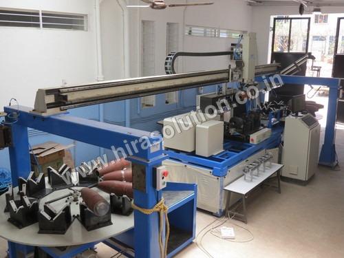 Gantry Handling System