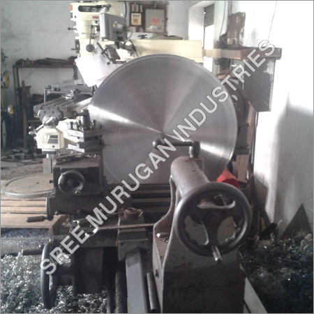 Pulley Making Machine