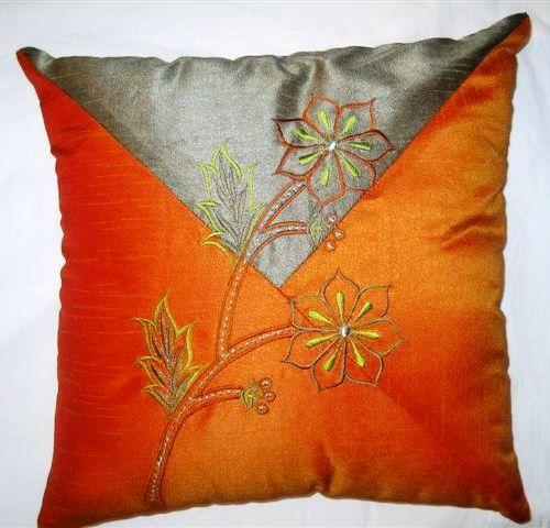 Batik Cushion Cover