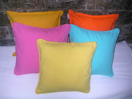 Plain Cushion Covers