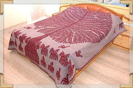 Handicraft Bed Covers