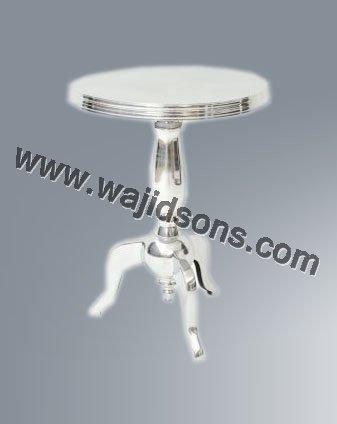 2012 aluminium table