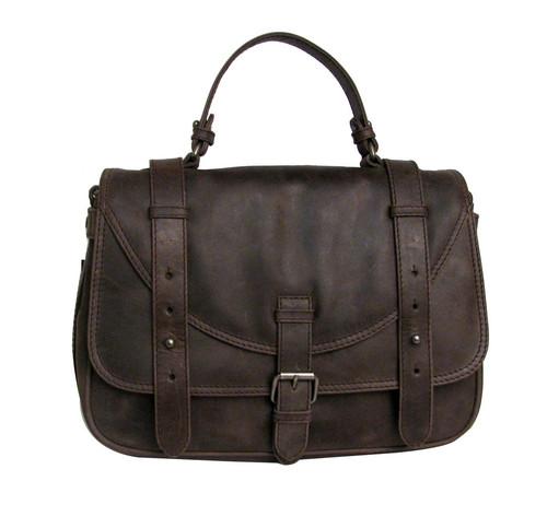 Short Shoulder Leather Bag