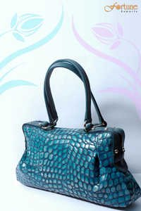 Mirror  Work Shoulder Bag