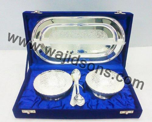 Tray Pot & Spoon Set