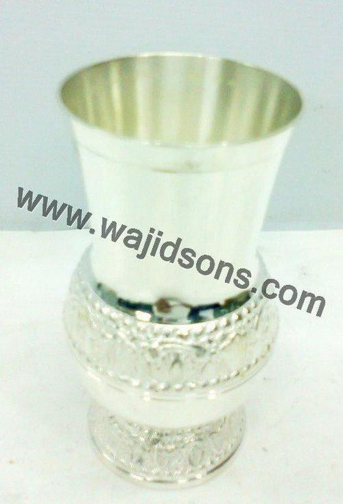 Silver Plated Glass