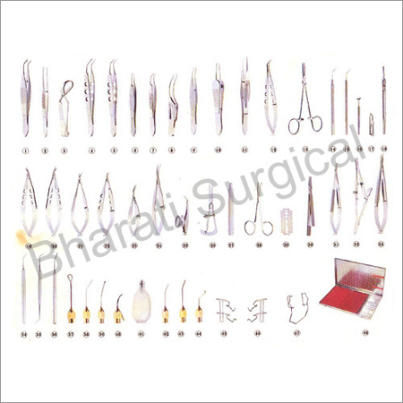 Cataract Surgery Instrument