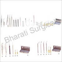 Small Incision Non Phaco Sets