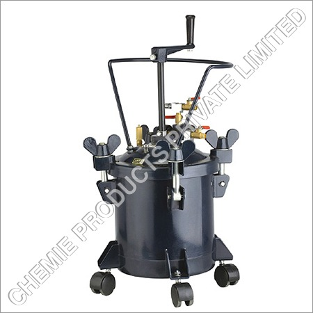 10L Pressure Pot with Manual Stirring (EG-10L-H)