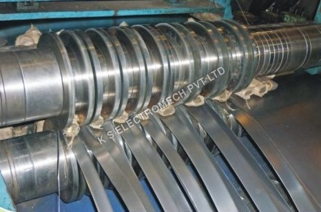 Steel Coil Slitting Line