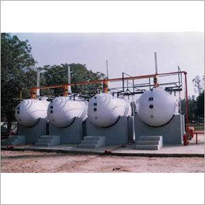 HSD Tank Installations