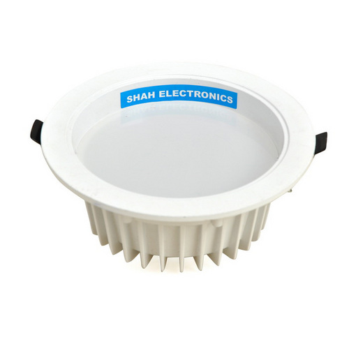 18W LED DOME-RECESS MOUNTING