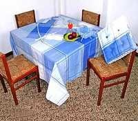 Checkered Table Linen