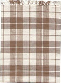 Cotton Check Table Cloth