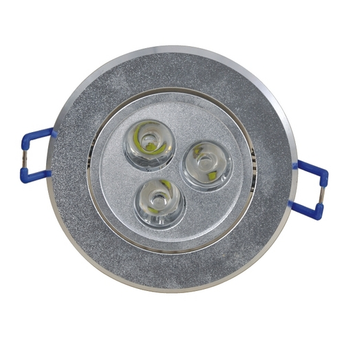 4W LED DOME-RECESS MOUNTING