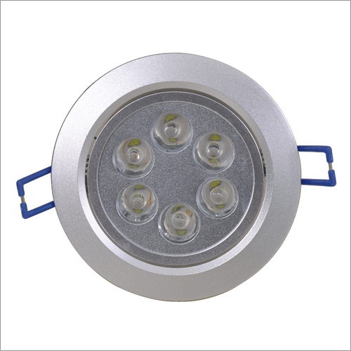 8W LED DOME-RECESS MOUNTING