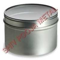 Tin Food Container
