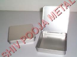 Custom  Tin Container