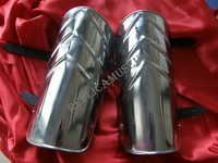 ARMOUR MEDIEVAL HAND GUARD SET COLLECTIBLE PROPS